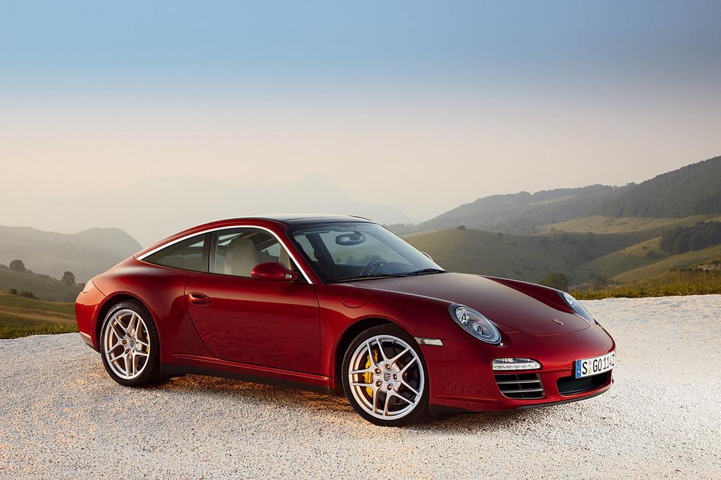 Foto de Nuevo Porsche 911 Targa (2/5)