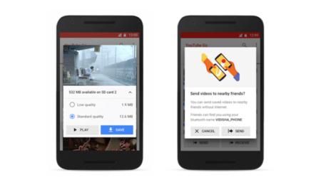 YouTube Go es anunciada, ahora podremos ver videos offline