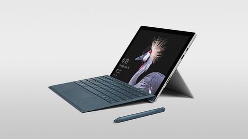 Nuevo Surface Pro: más potente, más eficiente, y con apuesta total por el stylus