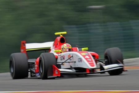 Robin Frijns y Arthur Pic ganan las primeras carreras del Moscow Raceway en la Fórmula Renault 3.5