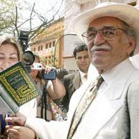 Reeditan un disco en el que Gabo lee 'Cien años de soledad'