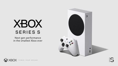 Ya es oficial: Xbox Series S se pondrá a la venta en las tiendas el próximo 10 de noviembre