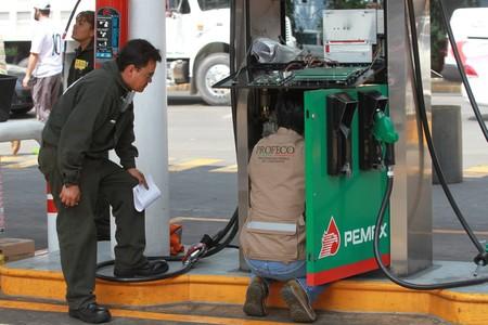 Casi 200 gasolineras en México se han amparado ante Profeco para que no revise el hardware que utilizan las bombas de gasolina
