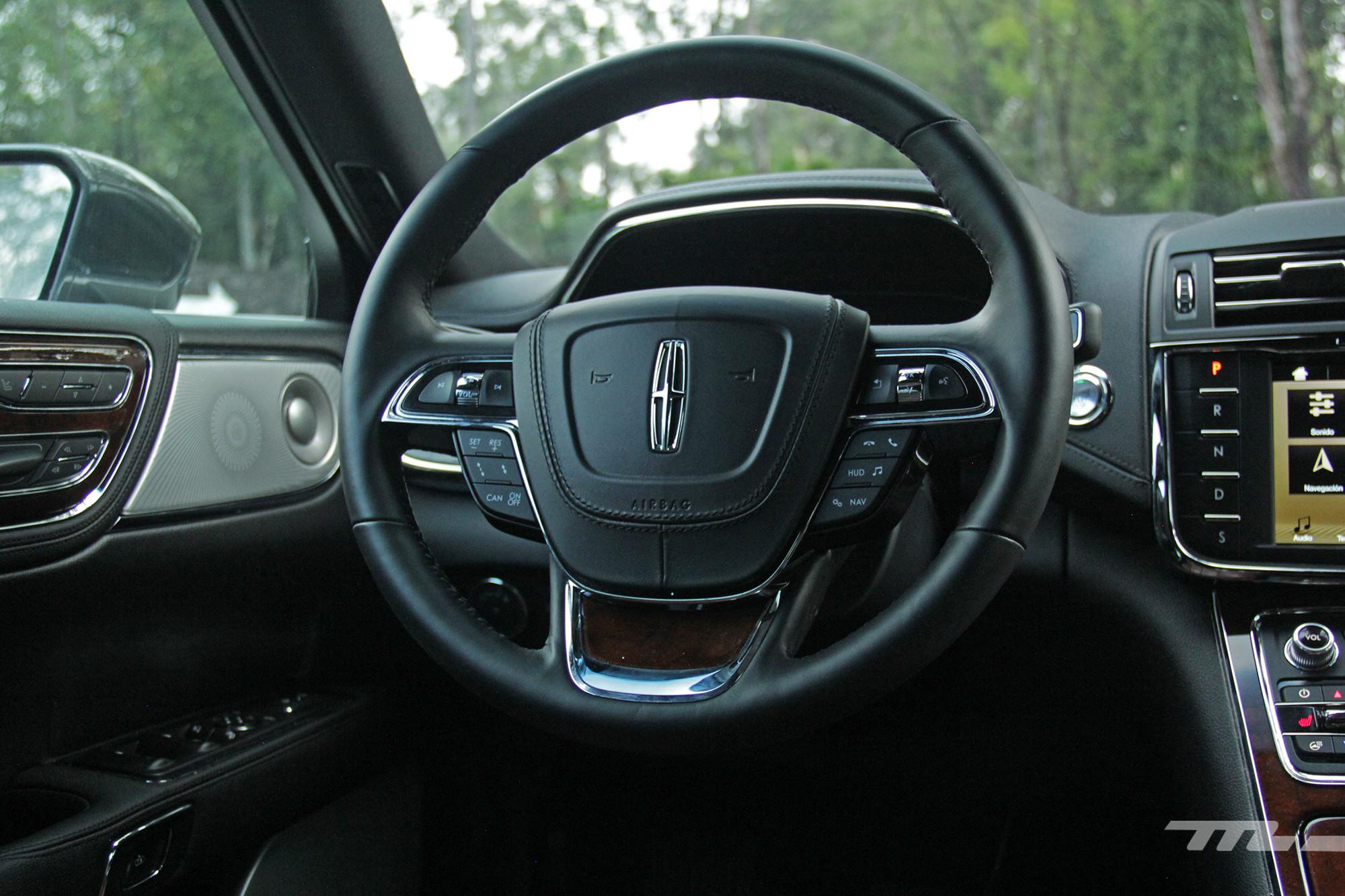Foto de Lincoln Continental 2018 (19/26)