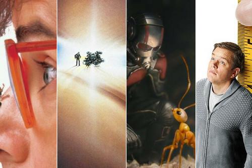 De 'Muñecos infernales' a 'Ant-Man y la Avispa': las 11 mejores películas con protagonistas diminutos