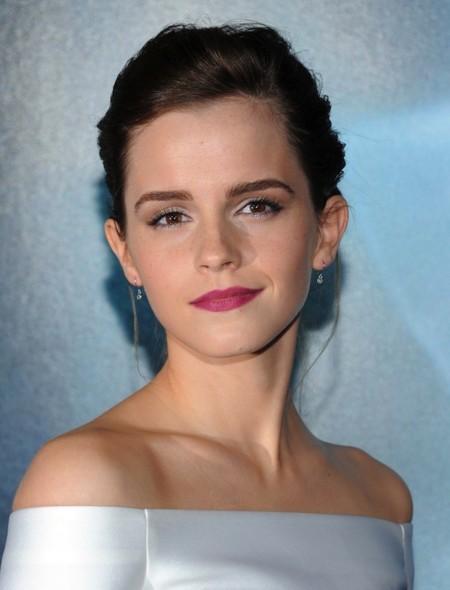 La dulzura minimalista de Emma Watson