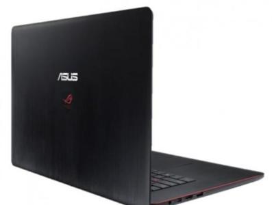 ASUS ROG GX500, delgadez y pantalla UHD para un portátil orientado a juegos