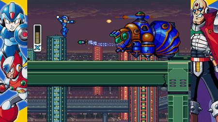 Mega Man X Legacy Collection 02