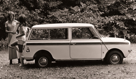 Mini Clubman Estate (1969)