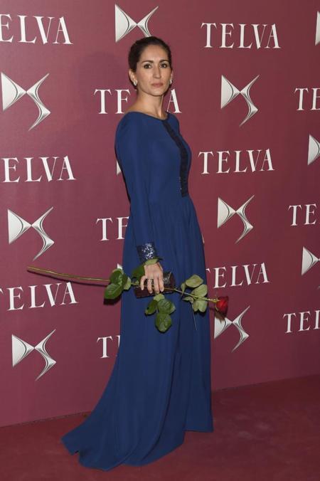 Alejandra Martos en la gala de premios T de Telva 2014