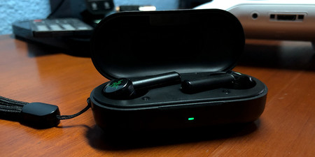 Razer Hammerhead True Wireless Bateria