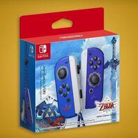 Los Joy-Con de 'The Legend of Zelda: Skyward Sword HD' llegan a México: cuánto cuestan y dónde comprarlos