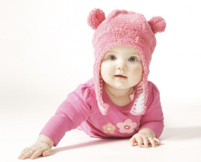 Los beb s que nacen en invierno empiezan a arrastrarse y - Bebe 9 vendenheim ...