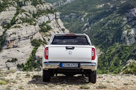 Mercedes Benz Clase X 18