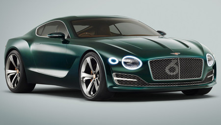Bentley EXP 10 Speed 6, un hipotético coupé biplaza