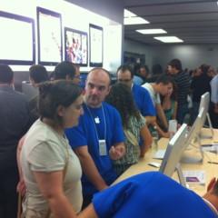 Foto 67 de 93 de la galería inauguracion-apple-store-la-maquinista en Applesfera