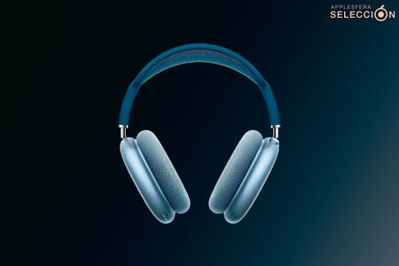 Los AirPods Max azules están más baratos que nunca en Amazon, por 524,10 euros: gran calidad de sonido, ANC y audio espacial