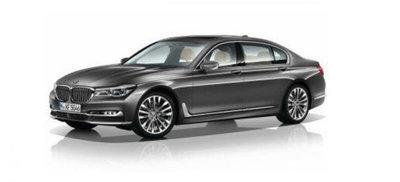 Se filtran imágenes del nuevo BMW serie 7 y algunos detalles más