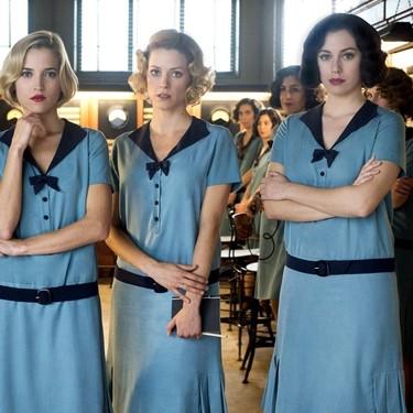 Los 25 mejores looks de 'Las chicas del cable' para despedirnos por todo lo alto de la serie de Netflix