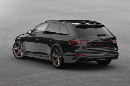 RS4 Bronze Edition