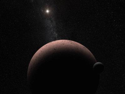 Una nueva luna nunca antes vista aparece en nuestro sistema solar gracias al Hubble