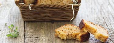 Cake de miel, limón y tomillo: receta para un bizcocho de sabores originales