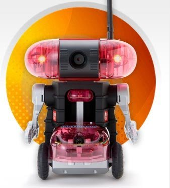 NetTansor de Bandai, robot controlable por WiFi