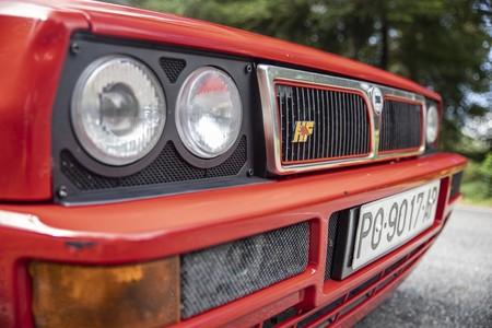 Lancia Delta HF Integrale Prueba 8