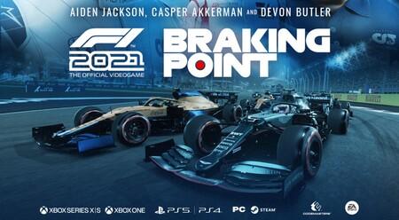 Jugamos a Braking Point de F1 2021: la manera definitiva de zambullirse desde casa en la categoría reina del automovilismo