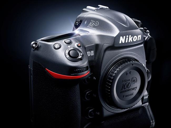 Nikon D5 100 Aniversario 1