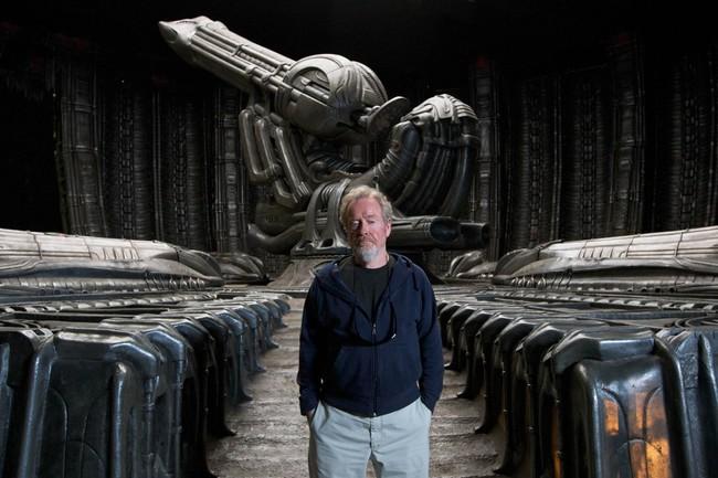 Ridley Scott Covenant
