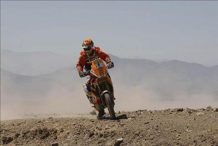 Dakar 2009: Copiapó - Copiapó, etapa 10