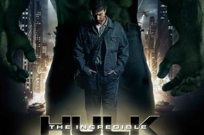 Cómic en cine: 'El increíble Hulk', de Louis Leterrier