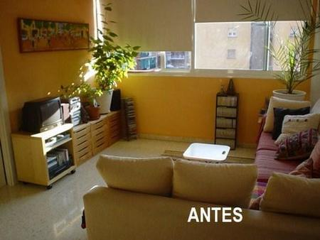 Enséñanos tu casa: el antes y el después de la casa de David (I)