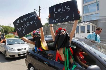 Femen Arabia Saudi 700x463