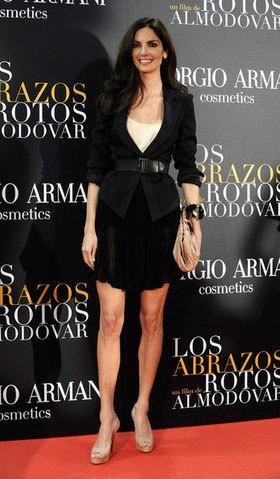 Foto de Famosos en el estreno de 'Los Abrazos Rotos' (11/29)