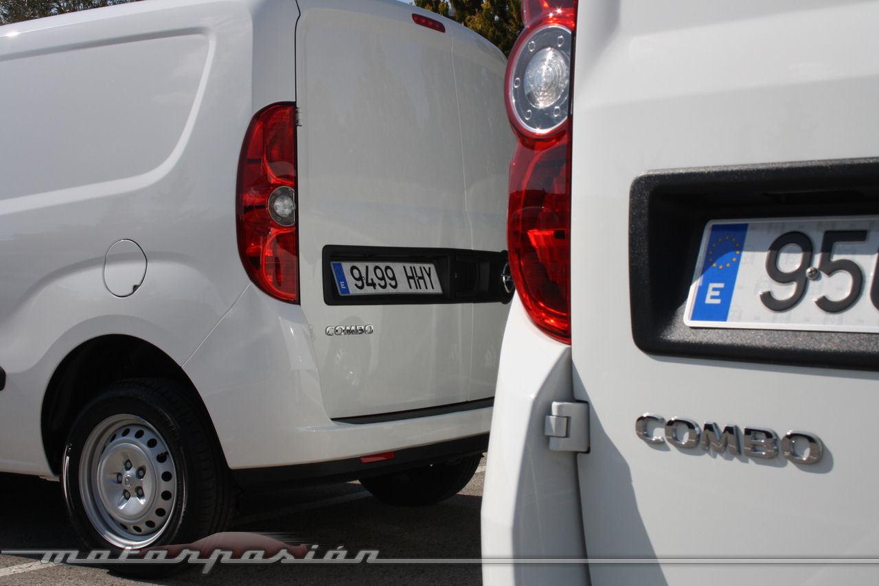 Foto de Presentación Opel Combo 2012 (13/28)