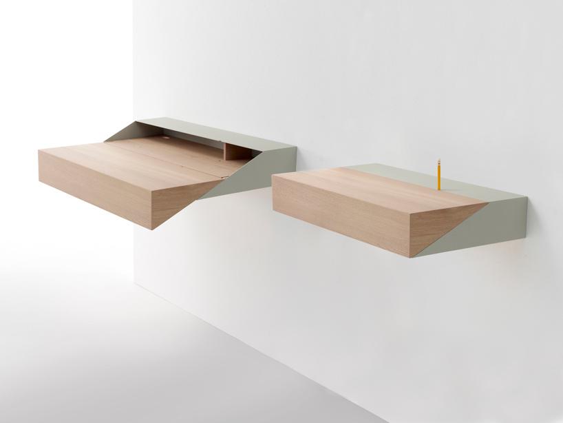 Foto de Deskbox, escritorio plegable y minimalista (4/7)
