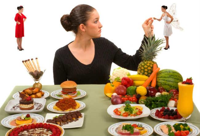 Algunos trucos para hacer que una dieta sea saludable