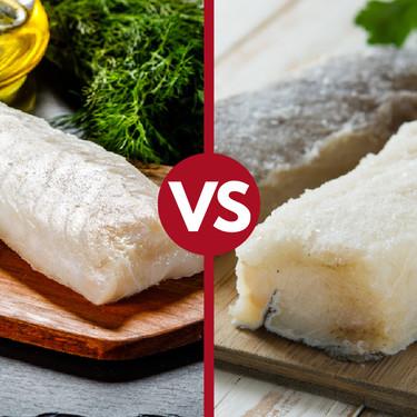 ¿Bacalao fresco o en salazón? Historia, propiedades, y cuál es el mejor para cada receta según los cocineros