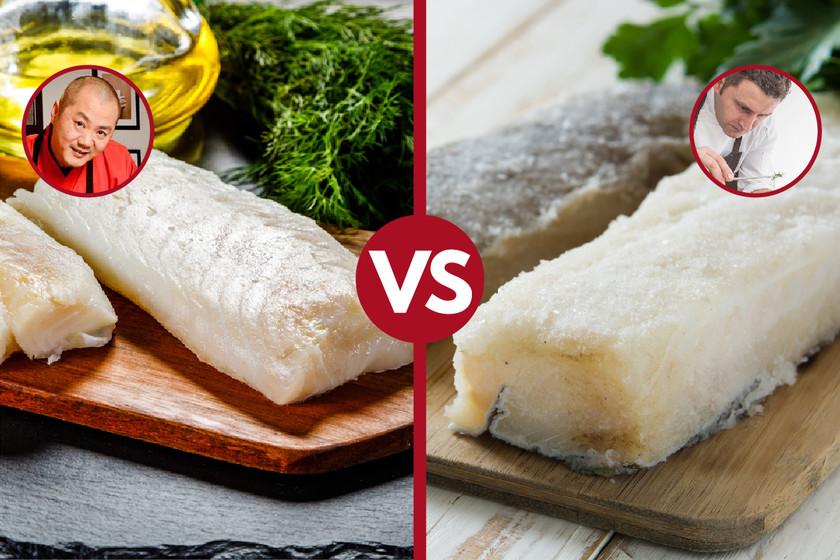 ¿Bacalao fresco o en salazón? Cuál es el mejor para cada receta según los cocineros