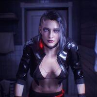 Este es el impresionante mod que transforma a Jill Valentine de RE3 en un personaje de Cyberpunk 2077