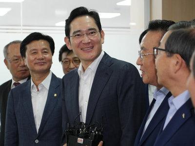 La fiscalía en Corea del Sur pide el arresto del vicepresidente y heredero de Samsung, implicado en un escándalo de soborno