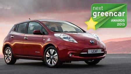 Premios 'Next Green Car': los coches eléctricos se imponen