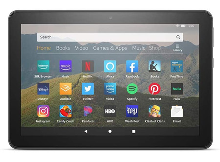 Amazon Fire Hd 8 Caracteristicas