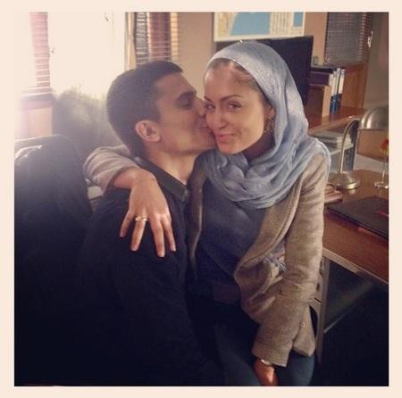 Hiba Abouk Y Alex