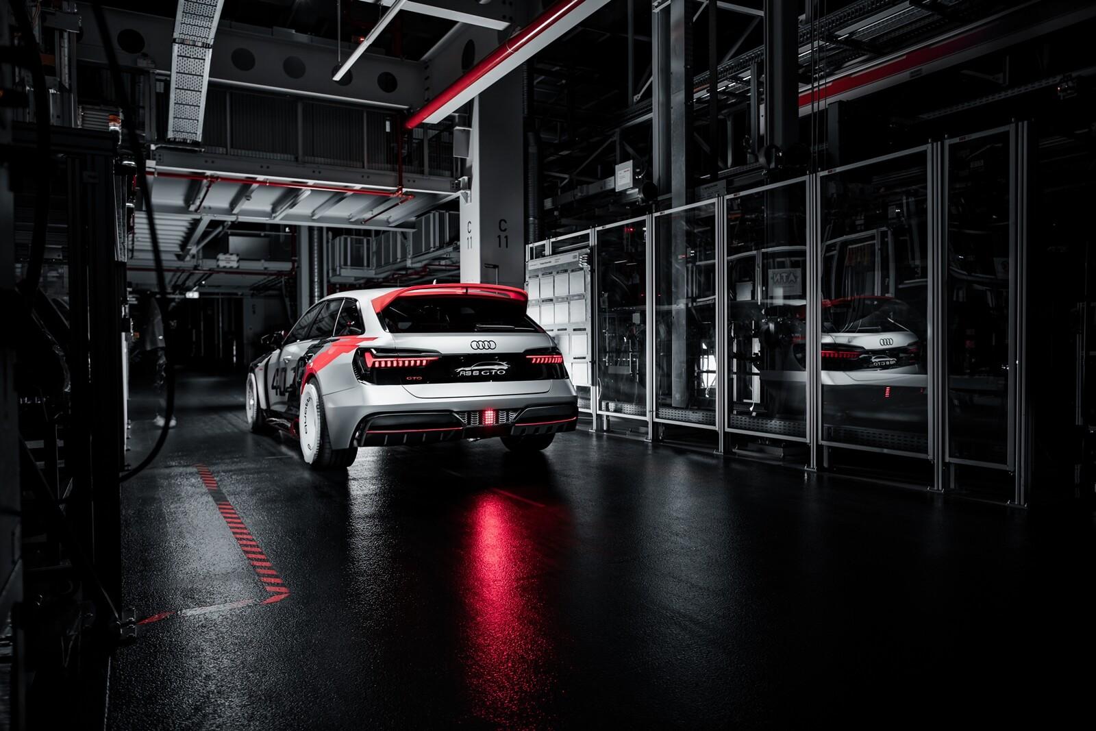 Foto de Audi RS6 GTO Concept (6/15)