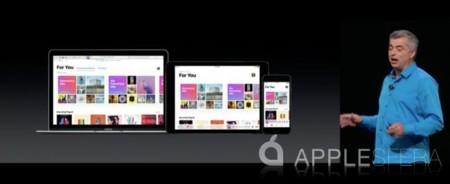Nuevo Apple Music
