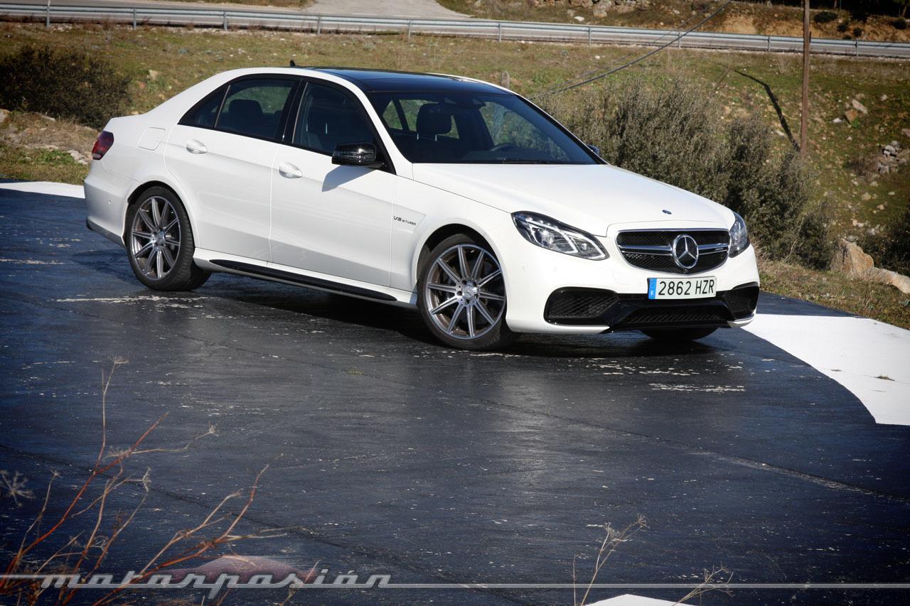 Foto de Mercedes-AMG E 63 4Matic (prueba) (32/42)