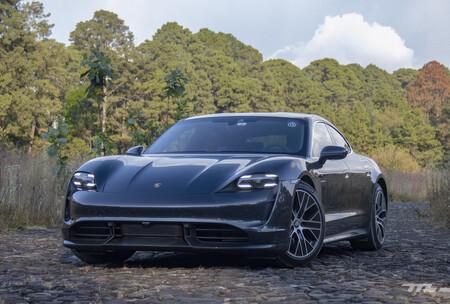 Porsche Taycan Prueba De Manejo Mexico Impresiones Opinion 16